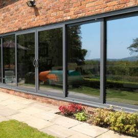 Energy Efficient Conservatory Doors